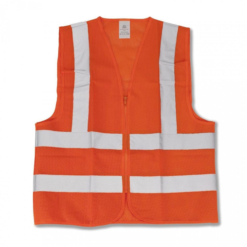 Orange Safety Vest Sizes M Xxl Tarco Industries Inc